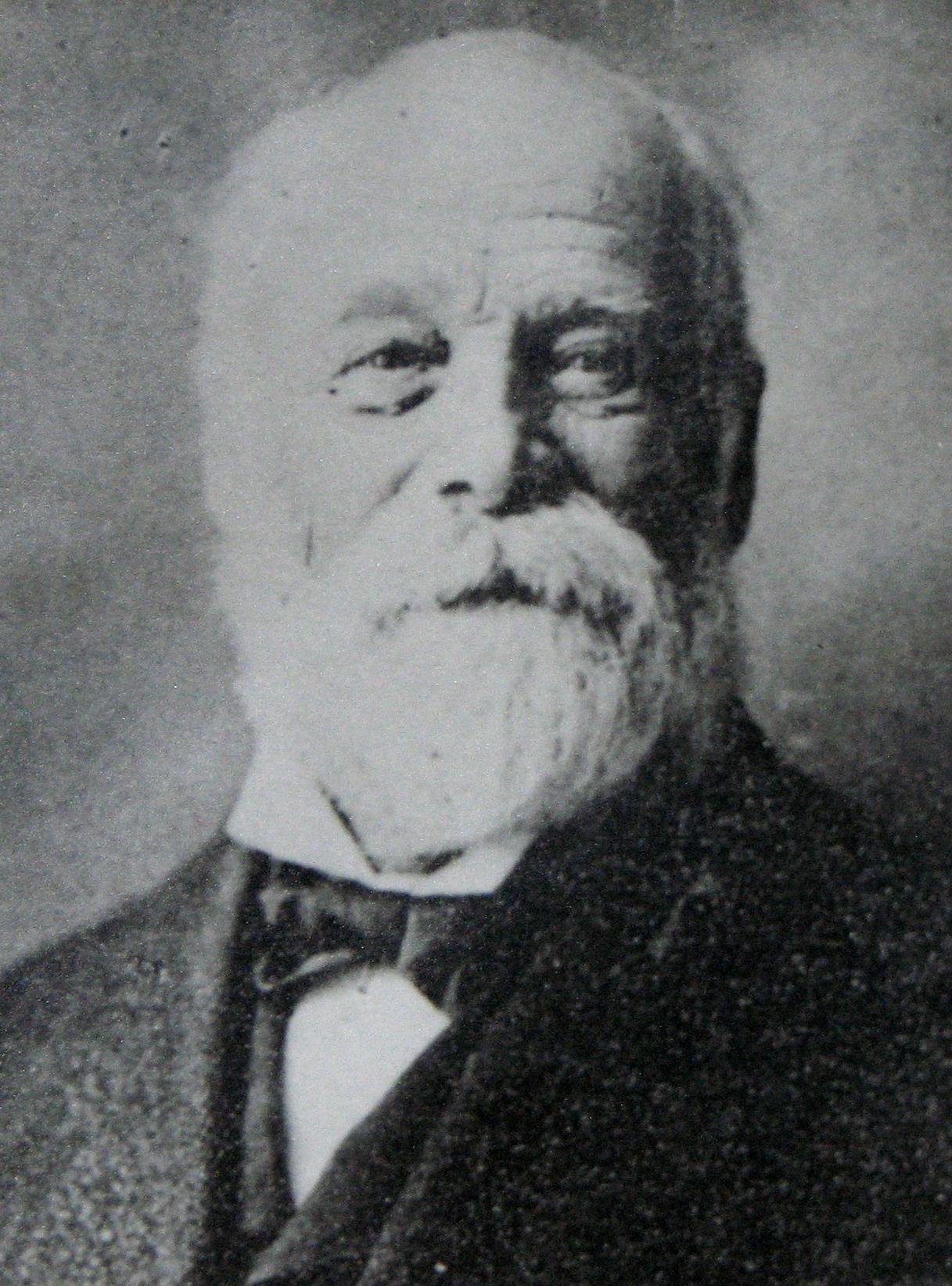 Mayor Luc Prud'homme