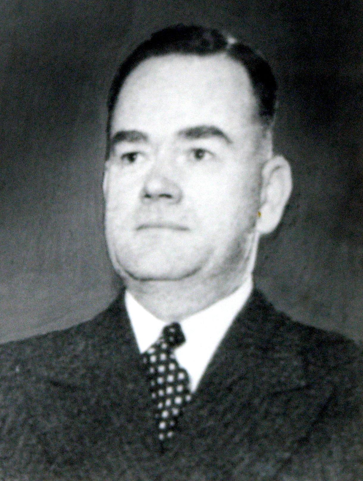 Mayor Fred D. Lamont