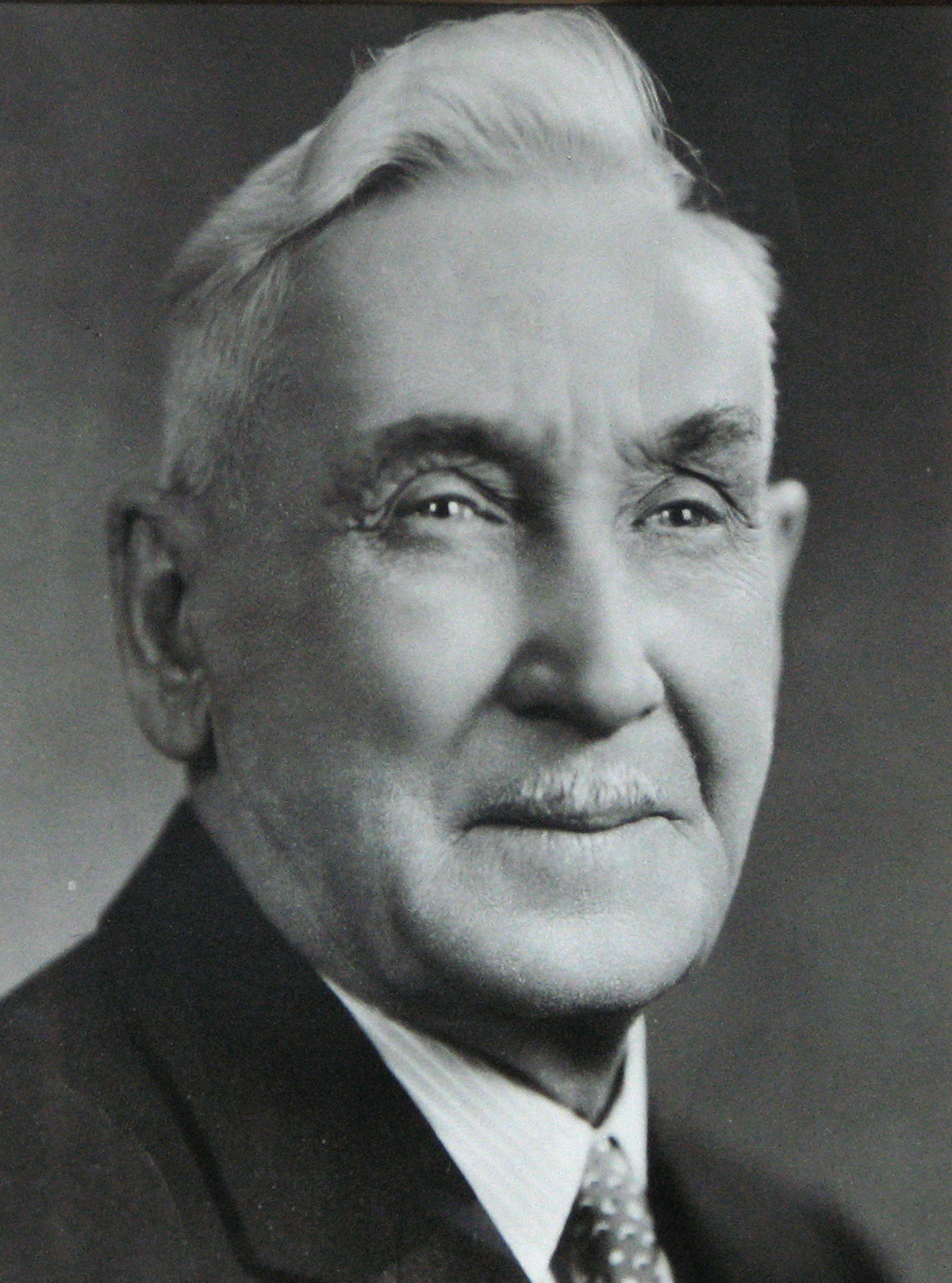 Mayor Donald Fletcher