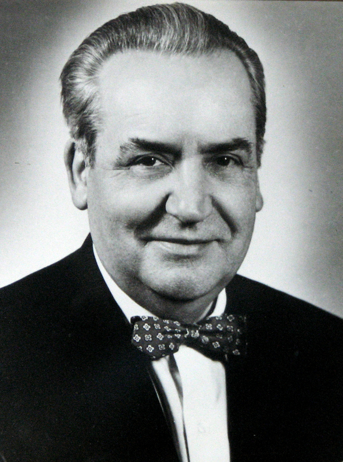 Mayor J. Adalbert Paris