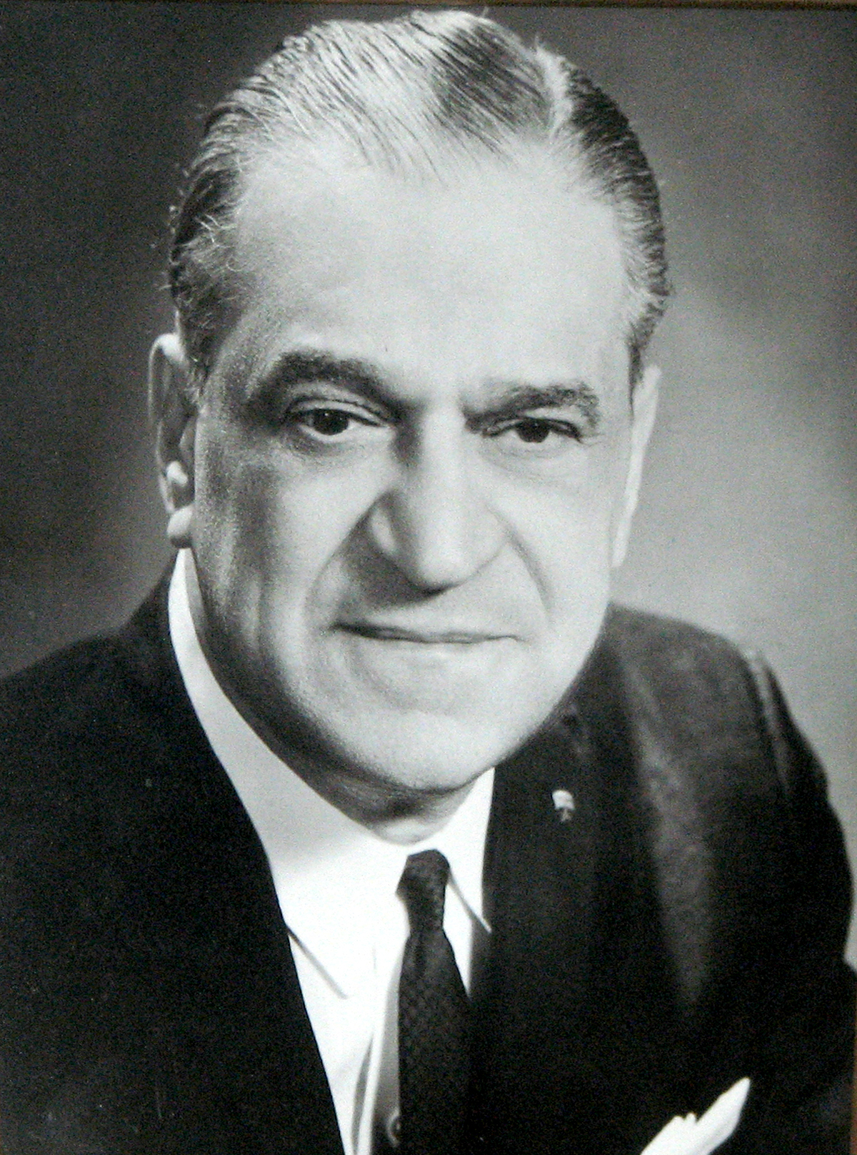 Mayor Samuel Moskovitch