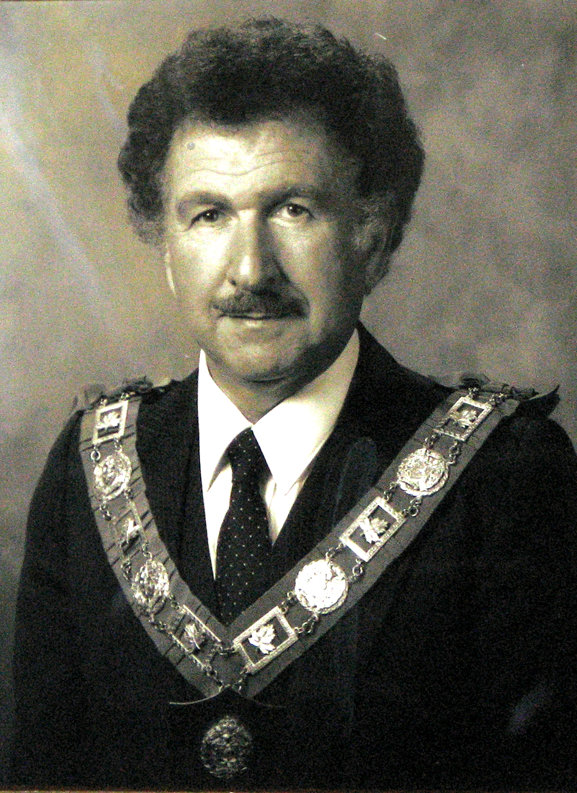 Mayor Bernard Lang
