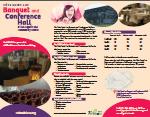 Hall Rental Brochure
