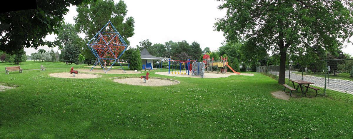 Allan J. Levine Playground
