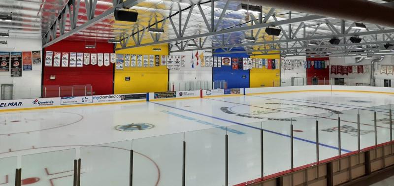 Samuel Moskovitch Arena
