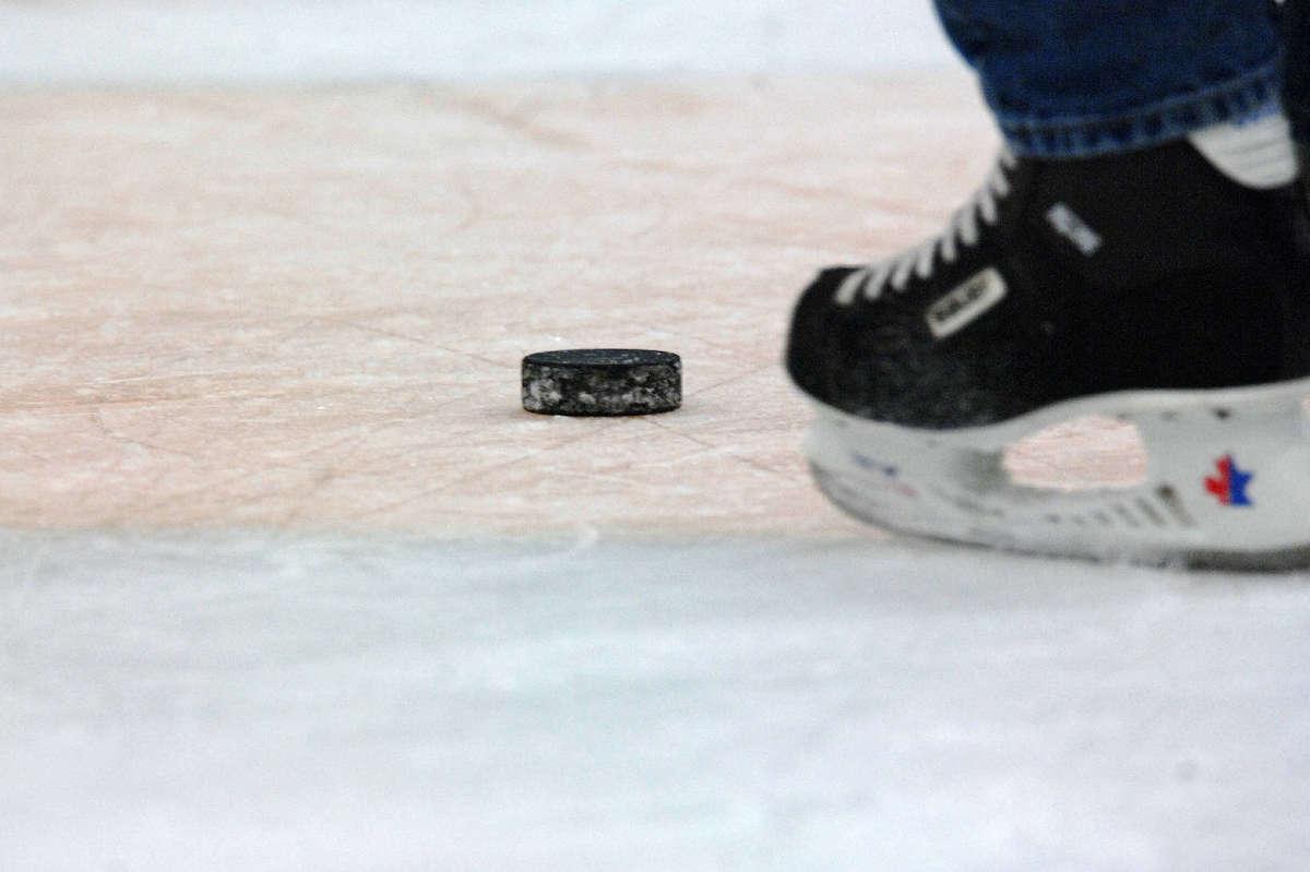 Skating rink at the Confederation Annex