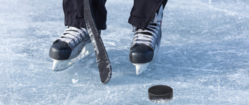 Confederation Annex ice rink