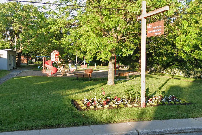 McDowell Park / Henry Marcovitz Playground