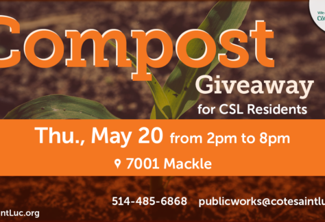 Compost giveaway 2021