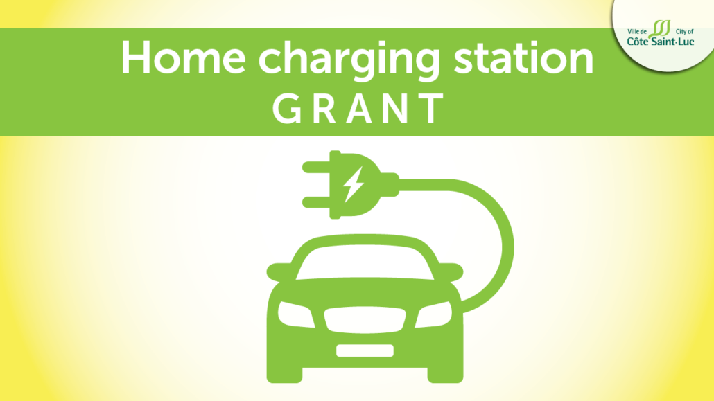 Home charging station grant