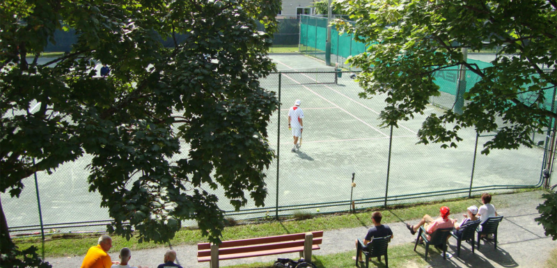 Côte Saint-Luc Tennis Club